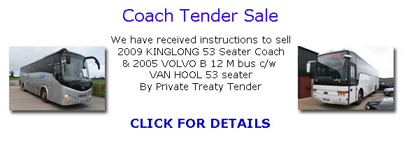 coach tender sale