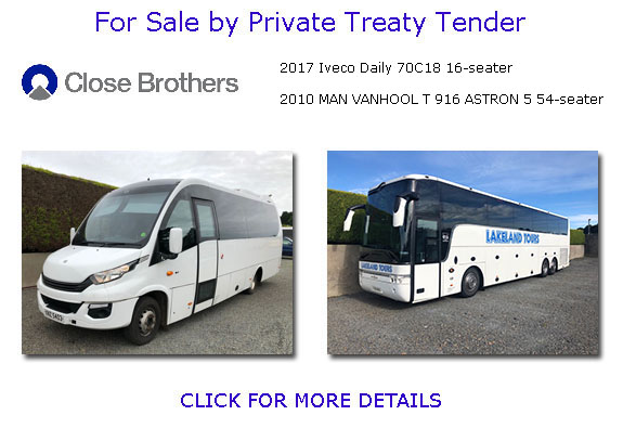 MINI BUS TENDER